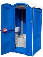 Мобильная туалетная кабина «Люкс» (Россия)