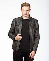 Куртка MOTOR ZIK PRINT 013, Цвет Чёрный, Размер L