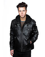 Куртка 40012 KAPISON 013, Цвет Чёрный, Размер 2XL