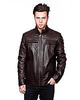 Куртка 2359 NATUREL 002, Цвет Темно-коричневый, Размер S