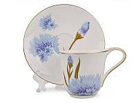 Чайный набор Lefard Василек 200 мл 12 предметов, 264-428