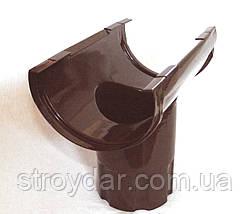 Воронка желоба 120 мм. JLine