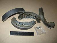 Колодки задние тормозные барабанные Опель Кадет Opel Kadett Корса Corsa Аскона узкие