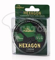 Леска PHX Hexagon 100m. 0,400mm