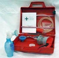 Аппарат для искусственной вентиляции легких c ручным приводом АДР-300