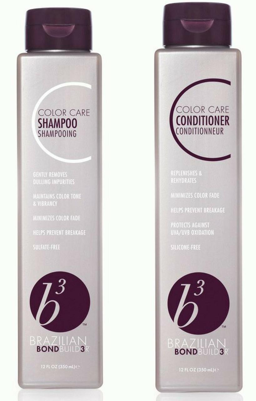 Набор для сохранения цвета волос B3 COLOR (шампунь+кондиционер)