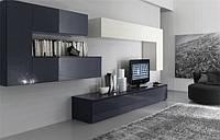 Стенки в стиле модерн под заказ в Киеве, мебель в гостинную недорого