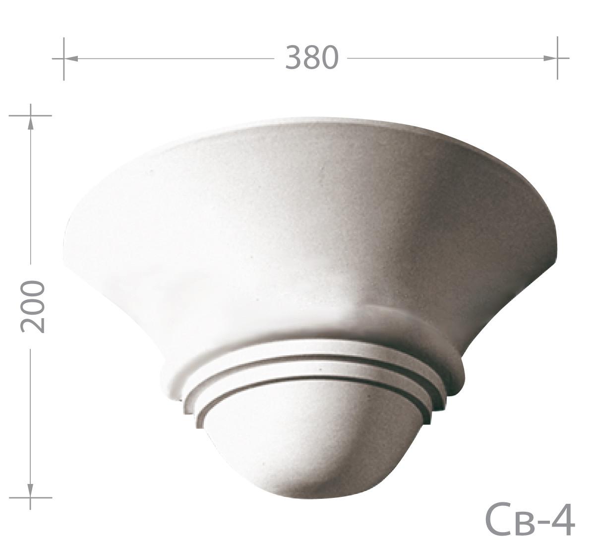Світильник настінний Св-4