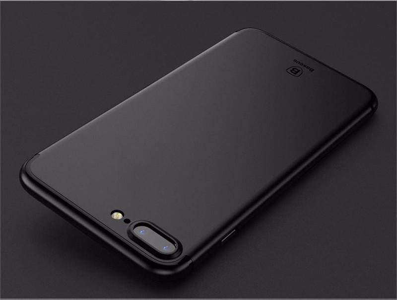 Чехол Baseus ultra slim  для iPhone 8 Plus