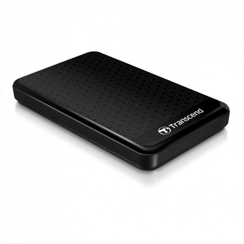 Внешний жесткий диск 1 Tb Transcend StoreJet 25A3, USB 3.0 (TS1TSJ25A3