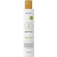 Восстанавливающий шампунь для поврежденных волос Kemon Actyva Nuova Fibra Shampoo 250 ml