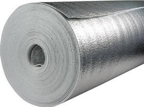 Спінений поліетилен ППЕ 5мм фольгований