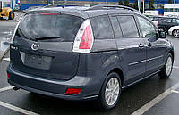 Разборка запчасти на Mazda 5 Друге покоління (2005-2009)
