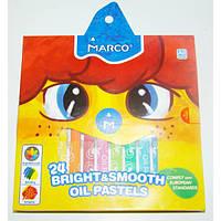 Пастель масляная MARCO ColoRite 1100-OP-24-1107 24 цвета