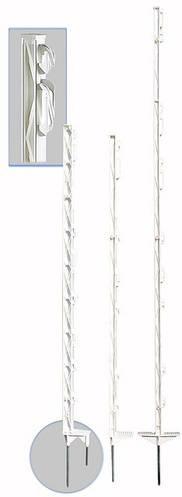 Пластиковые стойки (столбики) для электроизгороди