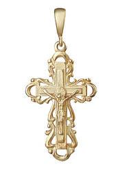 Серебряные крестики и ладанки с позолотой
