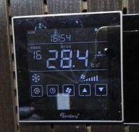 Термостат с ZigBee радиоуправлением  TC-1