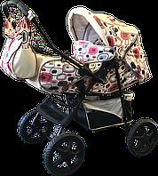Детская коляска-трансформер Dolphin cr/CuH, Trans Baby
