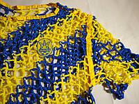 Футболка для болельщиков Украины 52-54 размер