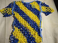 Футболка для болельщиков Украины 44-46 размер