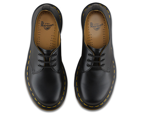 Ботинки полуботинки туфли Dr.Martens 1461 (BLACK) Размер 41 42 43 44 45