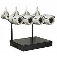 Комплект видеонаблюдения Oltec NVR-KIT-41 WIFI