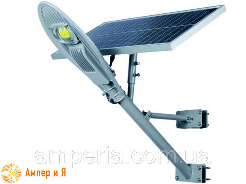 Автономная солнечная система освещения LED-NGS-23 30Вт 3000Lm 6500K