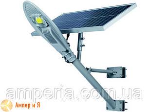 Автономная солнечная система освещения LED-NGS-23 30Вт 3000Lm 6500K, фото 2
