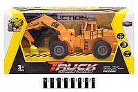 Детский Экскаватор Truck Super Speed на радиоуправление 666-760А, машинка, екскаватор