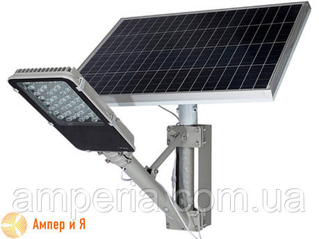 Автономная солнечная система освещения LED-NGS-24 50Вт 5000Lm 5300K, фото 2