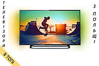 Телевизор PHILIPS 50PUS6262 Ambilight Smart TV 4K/UHD 800Hz T2 S2 из Польши