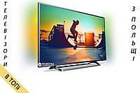 Телевизор PHILIPS 50PUS6262 Ambilight Smart TV 4K/UHD 800Hz T2 S2 из Польши 2017 год