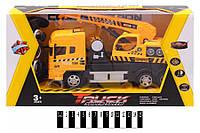 Детский Грузовик с краном Truck на радиоуправление 666-682, машинка