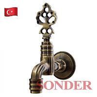 Кран Sonder 006 B для хамама и турецкой бани