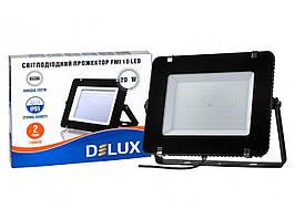 Прожектор ЛІД 20Вт 6500К IP65 DELUX