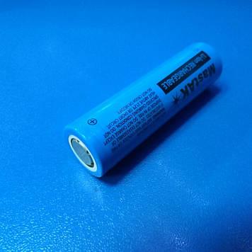 Акумулятор MastAK ICR18650B 3,6 V 2400mAh Li