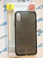 Чехол Baseus silicon  для iPhone X