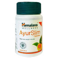 Аюрслим, для схуднення, AyurSlim (60cap)