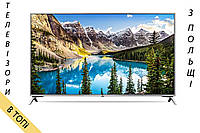 Телевизор LG 49UJ6517 Smart TV 4K/Ultra HD 1600Hz T2 S2 + пульт Magic AN-MR650A из Польши