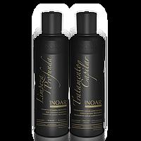 Набор для кератинового выпрямления волос Inoar Moroccan hair keratin , 2х250 мл