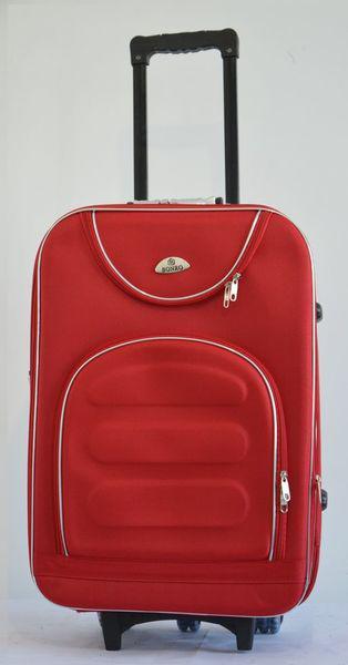 Чемодан дорожный сумка Bonro Lux (небольшой) красный