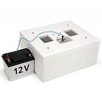 Инкубатор Несушка-М на 76 яиц с автоматическим переворотом и цифровым терморегулятором