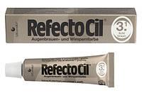 Краска для бровей и ресниц RefectoCil №3.1, светло-коричневая