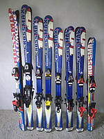 Гірські лижі Salomon оптом 110-140 см, 8 пар по 960 грн