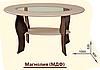 Журнальный столик Магнолия (МДФ). Столик для прихожей, приёмной, кофейный столик, фото 3