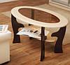 Журнальный столик Магнолия (МДФ). Столик для прихожей, приёмной, кофейный столик, фото 7