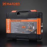 Универсальный набор инструмента 62 пр. Harden Tools 510262, фото 6