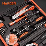 Универсальный набор инструмента для дома 18 пр. Harden Tools 511018, фото 4
