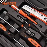 Универсальный набор инструмента для дома 18 пр. Harden Tools 511018, фото 5