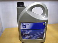 Моторное масло GM Dexos 2 LongLife 5W-30 (5л)